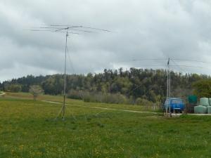 antenna setup