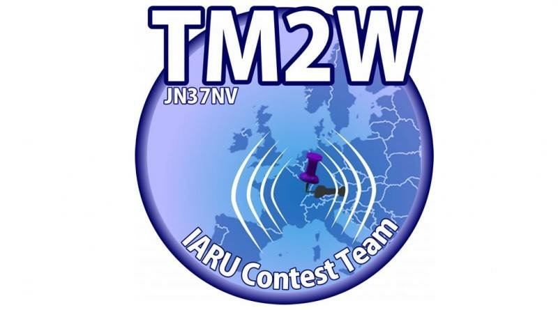 Team member of TM2W next IARU VHF contest