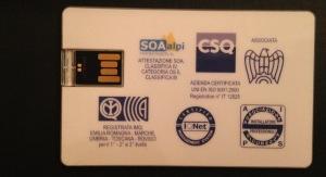 USB Card sample