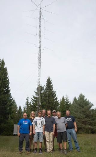 IARU VHF IS OVER