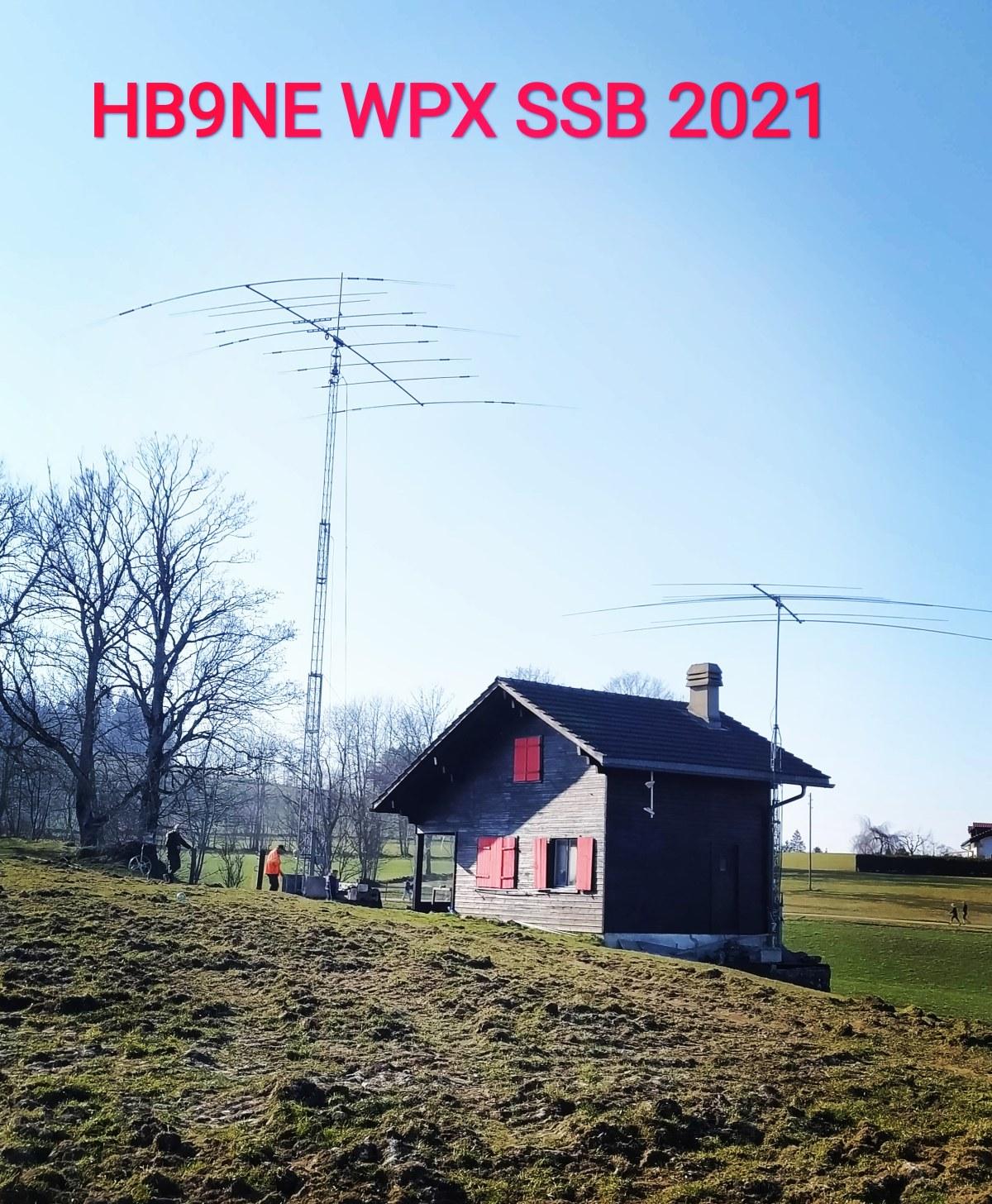 2021 CQ WPX SSBcontest